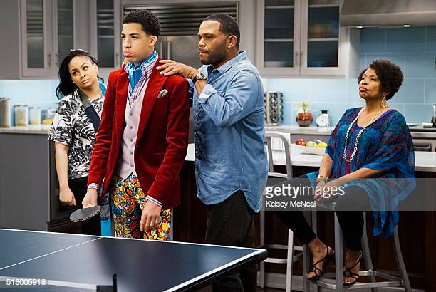 BLACKISH Johnson Johnson Dre's sister Rhonda is getting married to her girlfriend Sharon and the upcoming nuptials lead to a conversation on...