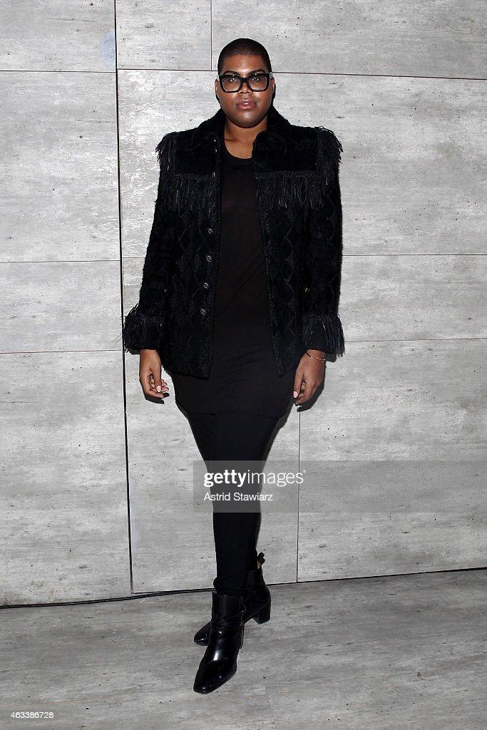 Charlotte Ronson - Backstage - Mercedes-Benz Fashion Week Fall 2015