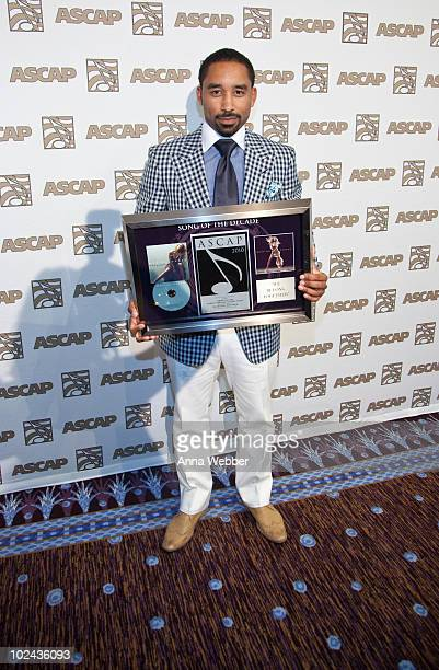Johnta Austin attends The 23rd Annual ASCAP Rhythm Soul Music Awards at The Beverly Hilton hotel on June 25 2010 in Beverly Hills California