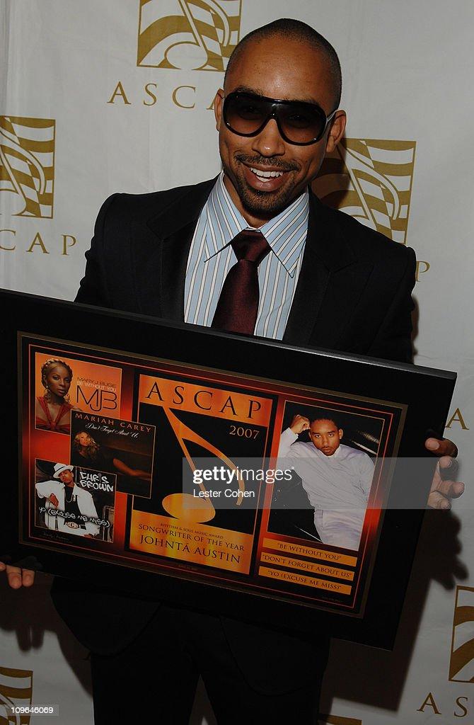 ASCAP's Rhythm & Soul Awards : News Photo
