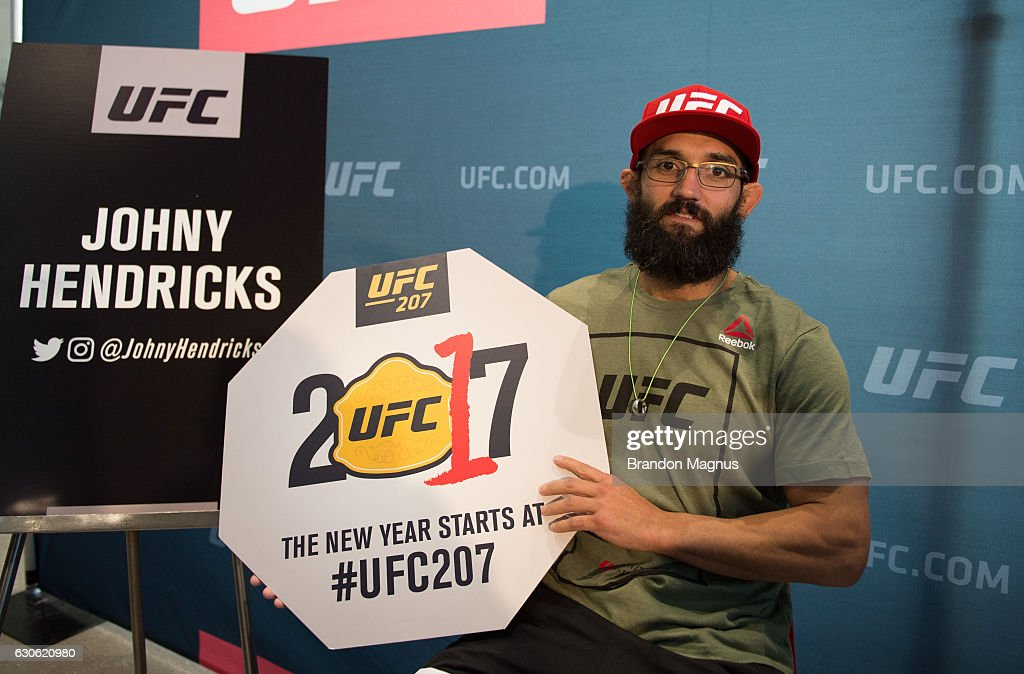 UFC 207: Ultimate Media Day