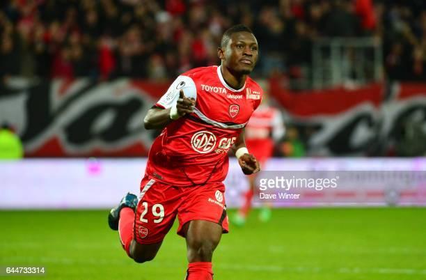 Joie Abdul Majeed WARIS Valenciennes / Ajaccio 30e journee Ligue 1 Photo Dave Winter / Icon Sport