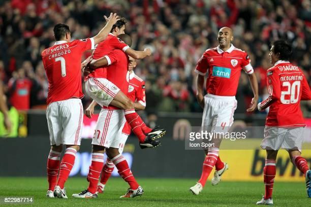 Joie Benfica Benfica Lisbonne / Guimaraes 19e journee Championnat