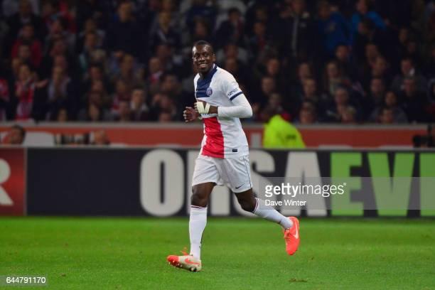 Joie Blaise MATUIDI Lille / PSG 37eme journee de Ligue 1 Photo Dave Winter / Icon Sport