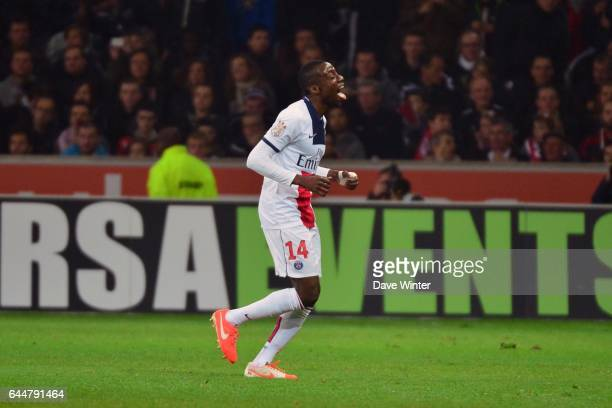 Joie Blaise MATUIDI Lille / PSG 37eme journee de Ligue 1 Photo Dave Winter / Icon Sport
