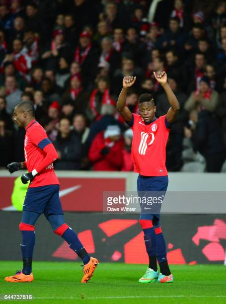 Joie Divock ORIGI Lille / Sochaux 24e journee Ligue 1 Photo Dave Winter / Icon Sport