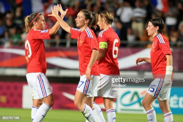 Joie France - - France / Serbie - Eliminatoire Coupe du Monde 2011 - Stade de l Aube - Troyes,