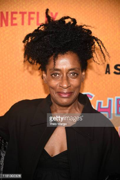 Joie Lee attends the She's Gotta Have It Season 2 Premiere at Alamo Drafthouse on May 23 2019 in Brooklyn New York
