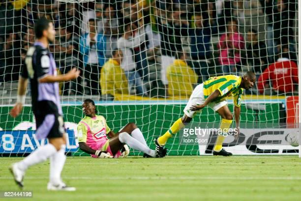Joie Tenema NDIAYE - - Nantes / Istres - 4eme journee de Ligue 2,