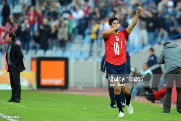Joie Tulio DE MELO Lille / Monaco 33eme journee de Ligue 1 Stadium Nord Villeneuve d'Ascq