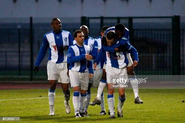 Joie Villemomble Villemomble / Alfortville 23eme journee du championnat de CFA Stade Georges Pompidou Villemomble
