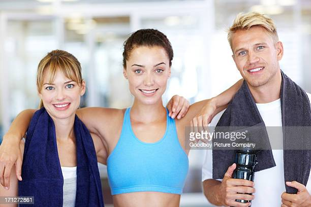 Join our friendly fitness team!