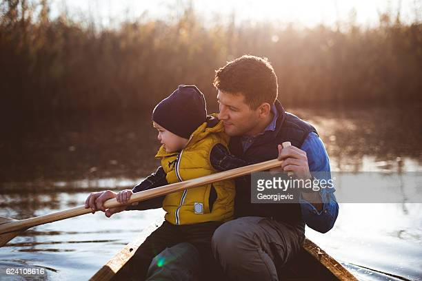 Joining forces in paddling