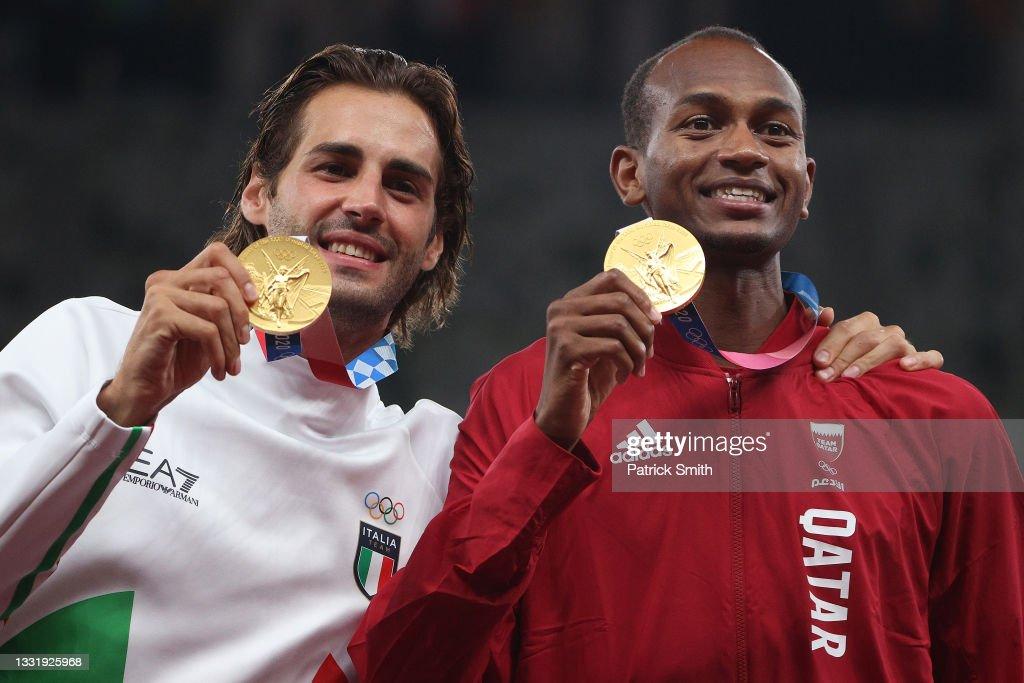 Athletics - Olympics: Day 10 : Nachrichtenfoto
