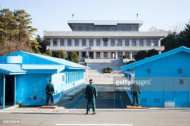 Joint Security Area in Panmunjom