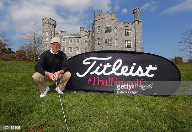 Joint winner David Higgins of Waterville Golf Links after the Titleist FootJoy PGA Professional Championship Irish Qualifier at Killeen Castle Golf...