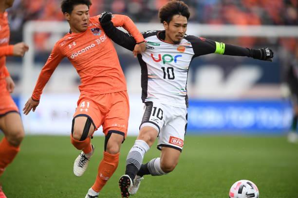 JPN: Omiya Ardija v Renofa Yamaguchi - J.League Meiji Yasuda J2