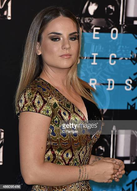JoJo arrives to the 2015 MTV Video Music Awards at Microsoft Theater on August 30, 2015 in Los Angeles, California.