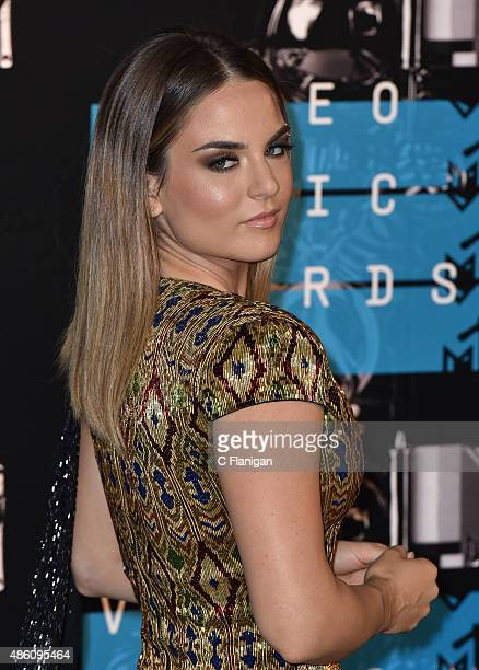 JoJo arrives to the 2015 MTV Video Music Awards at Microsoft Theater on August 30 2015 in Los Angeles California