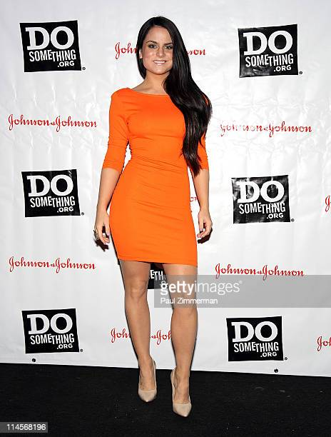 JoJo attend the 2011 Do Something Awards kick-off event at B.B. King Blues Club & Grill on May 23, 2011 in New York City.