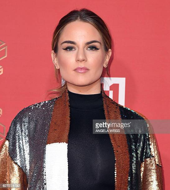 JoJo attends the 2016 VH1's Divas Holiday Unsilent Night at Kings Theatre on December 2 2016 in New York City / AFP / ANGELA WEISS