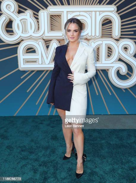 JoJo attends the 2019 Soul Train Awards presented by BET at the Orleans Arena on November 17 2019 in Las Vegas Nevada