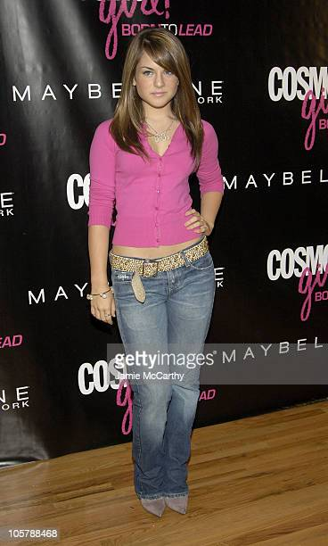 JoJo during CosmoGIRL Magazine Celebrates Annual Born to Lead Awards at The Altman Building in New York City New York United States