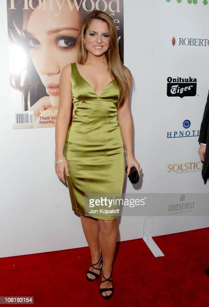 JoJo during Movieline's Hollywood Life 9th Annual Young Hollywood Awards Arrivals at Music Box at The Fonda in Hollywood California United States