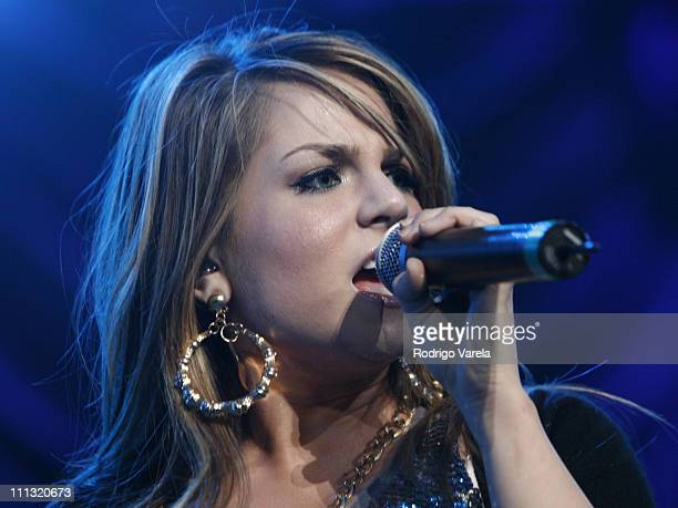 JoJo during Z100's Jingle Ball 2006 in Fort Lauderdale at Bank Atlantic Center in Fort Lauderdale Florida United States