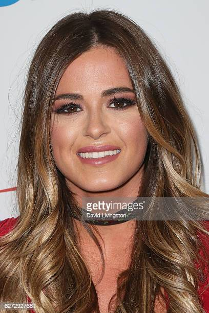 JoJo Fletcher arrives at 1027 KIIS FM's Jingle Ball 2016 at the Staples Center on December 2 2016 in Los Angeles California