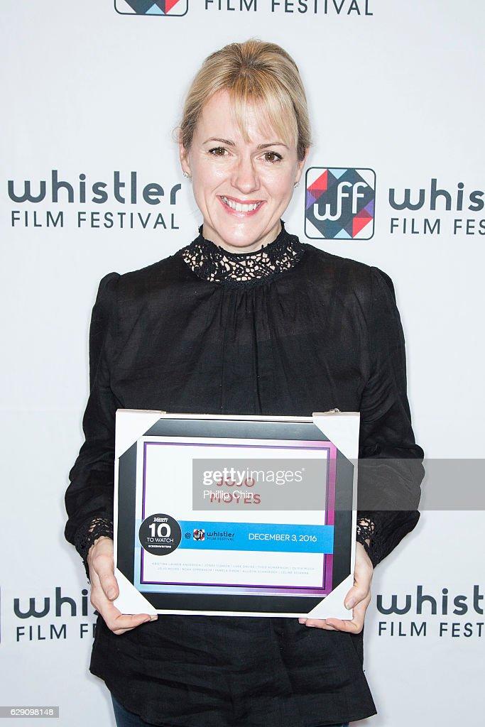 2016 Whistler Film Festival : Nachrichtenfoto