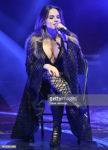 JoJo performs at The Regency Ballroom on February 19 2017 in San Francisco California