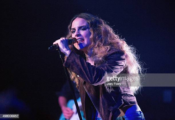 JoJo performs live in concert at The Emerson Theater on November 19 2015 in Indianapolis Indiana