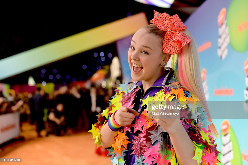 Nickelodeon's 2019 Kids' Choice Awards - Red Carpet : News Photo