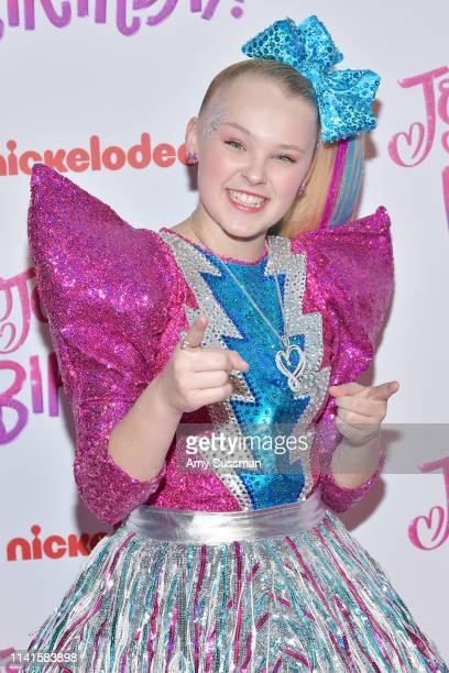 JoJo Siwa celebrates her Sweet 16 Birthday at W Hollywood on April 09 2019 in Hollywood California