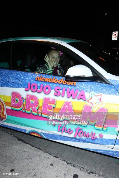 JoJo Siwa is seen on June 28, 2020 in Los Angeles, CA.