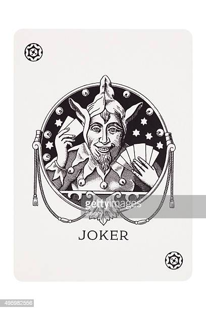 joker - wild card stock pictures, royalty-free photos & images
