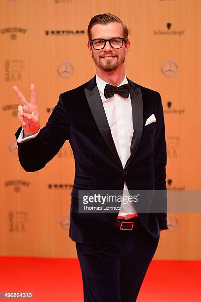 Joko Winterscheidt attends the Bambi Awards 2015 at Stage Theater on November 12 2015 in Berlin Germany