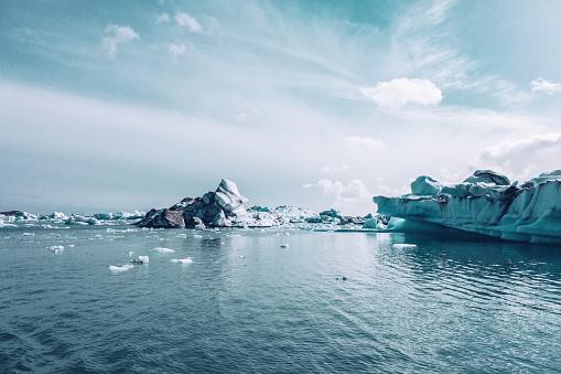 Jokulsarlon Glacier Lagoon 1133790157