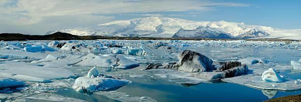 Jokulsarlon Glacier Lagoon, Vantnajokull Glacier Wall Art