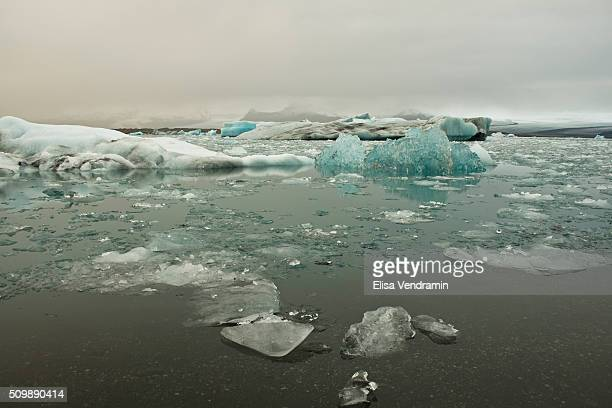 Jokulsarlon is a large glacial lagoon in southeast Iceland on the borders of Vatnajokull National Park Situated at the head of Breioamerkurjokull it...