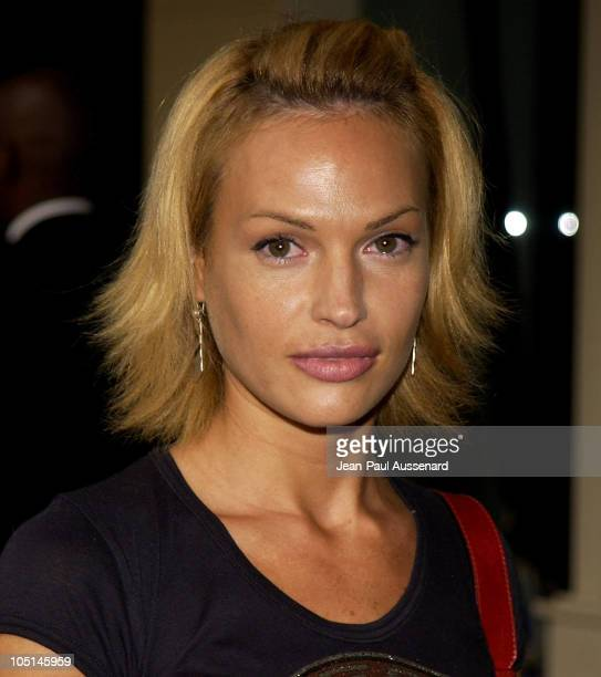 Jolene Blalock during 2003 TCA UPN Summer Party at Renissance Hotel in Hollywood, California, United States.