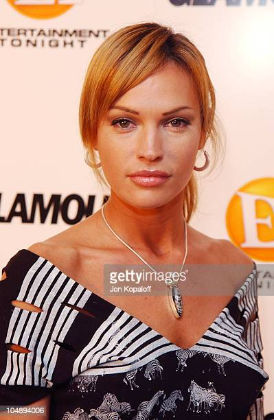 Jolene Blalock during Entertainment Tonight & Glamour Magazine Celebrate The 55th Annual Emmy Awards at Mondrian Hotel in West Hollywood, California,...
