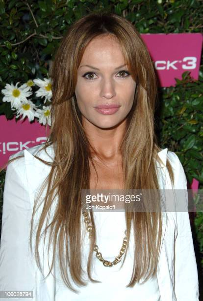Jolene Blalock during T-Mobile Sidekick 3 Launch - Arrivals at 6215 Sunset Blvd in Hollywood, California, United States.