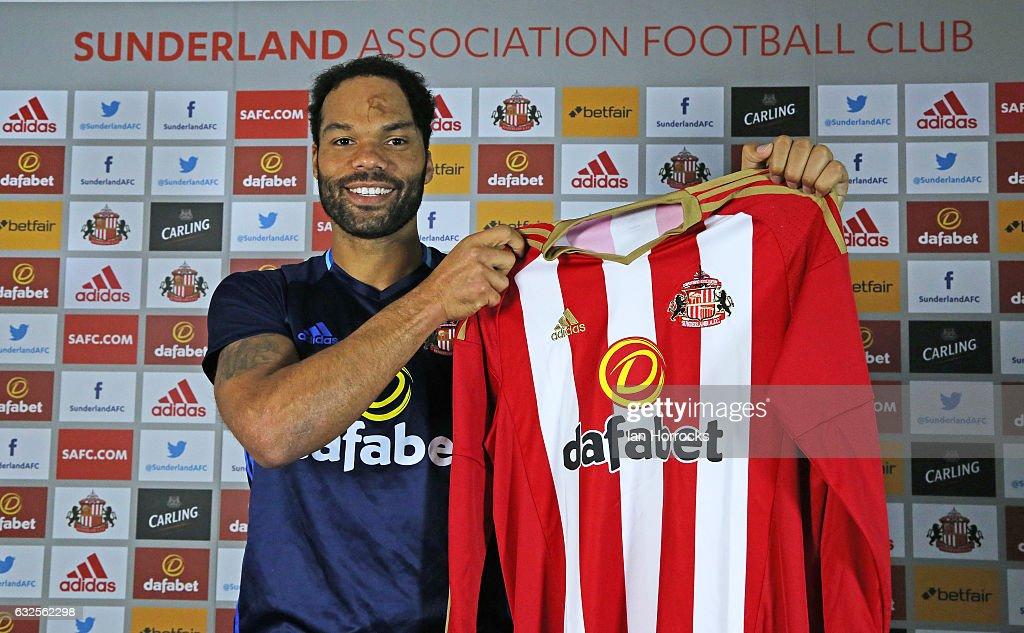 Sunderland Unveil New Signing Joleon Lescott