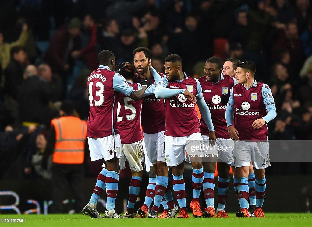 Aston Villa v Crystal Palace - Premier League : News Photo
