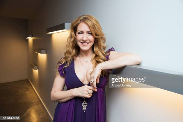 Joley Fisher poses for a portrait at BritWeek's Evening Of Shakespeare on April 25 2014 in Santa Monica California
