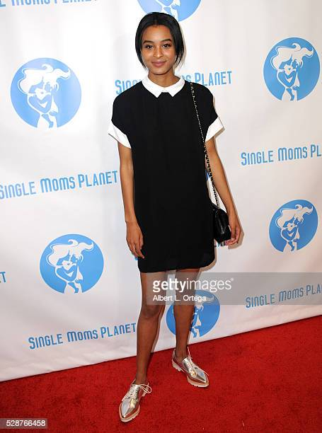 Jolie Ivory Imani Wayans arrives for the Single Mom's Awards presented by Single Moms Planet held at The Peninsula Beverly Hills on May 6 2016 in...