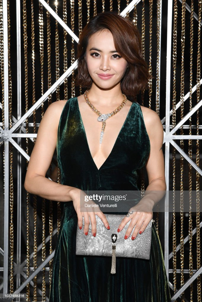 Bulgari SS 2019 Accessories Collection - Dinner Party : News Photo
