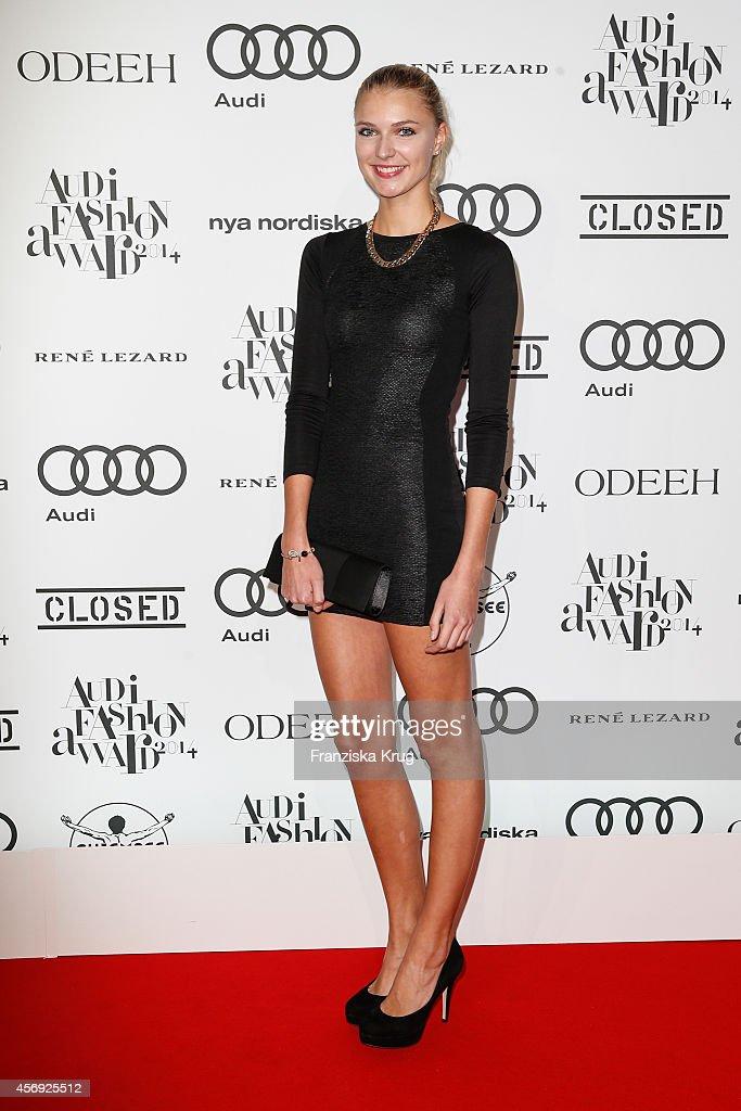 Audi Fashion Award 2014 : Nachrichtenfoto
